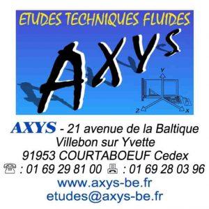 logo axys - carr
